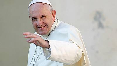 COVID-19: Pope urges hope, perseverance and courage