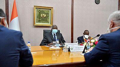 Coronavirus : le Premier ministre ivoirien Amadou Gon Coulibaly en auto-confinement