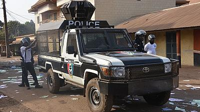 Guinée : une ville secouée par des violences meurtrières post-référendum