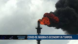 Le covid-19 menace l'économie du Nigeria [Business Africa]