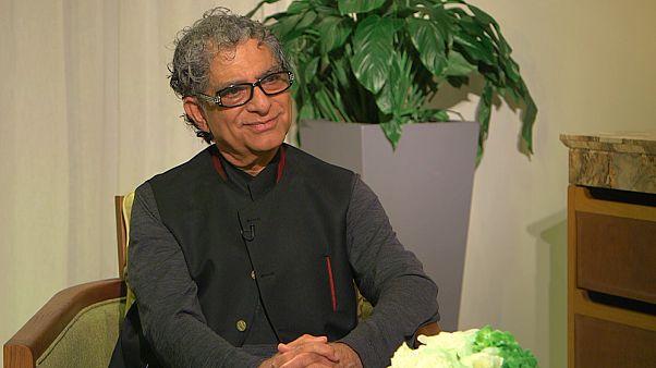 """Deepak Chopra : """"La joie est un droit de naissance de l'être humain"""""""