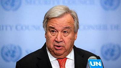 COVID-19 is worst global crisis since World War II - UN chief
