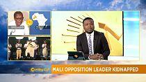 Mali's opposition leader kidnapped, bodyguard killed [Morning Call]