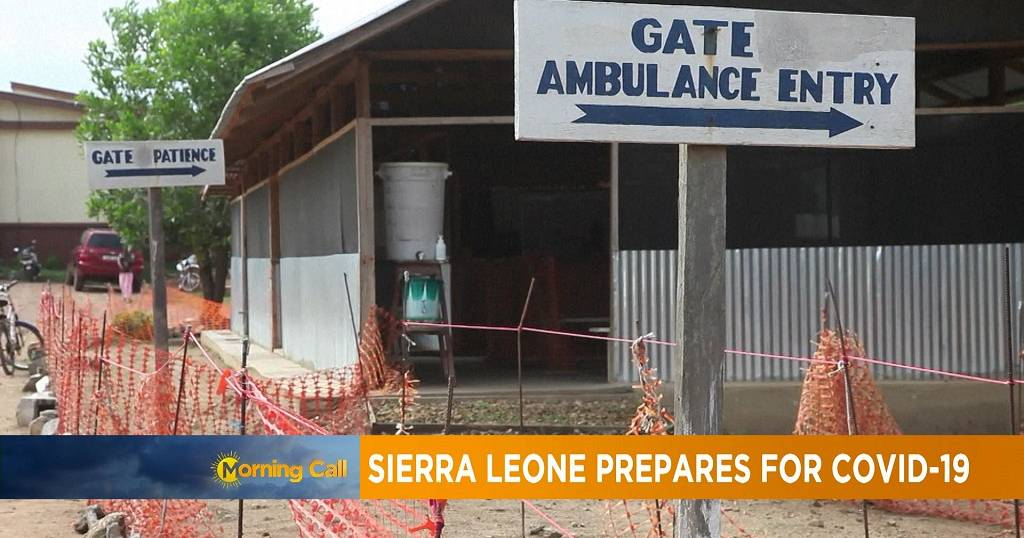 COVID-19: Sierra Leone free, brace up to prevent cases [Morning Call] | Africanews