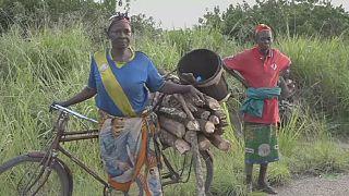Congo: le vélo au service des paysannes de Makoua
