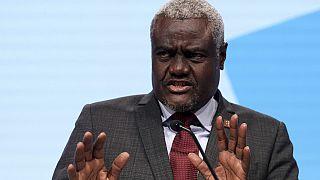 Coronavirus : le président de la Commission de l'UA en quarantaine