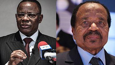 "Coronavirus au Cameroun : l'opposant Kamto demande au président Biya de ""s'adresser"" au peuple"