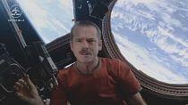 Un astronaute explique comment s'adapter au confinement