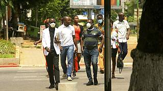 Coronavirus fears: Ivorians skeptical about second-hand clothes from Europe