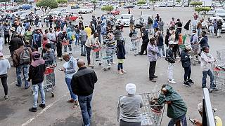 COVID-19: Soweto residents defy social distancing measures