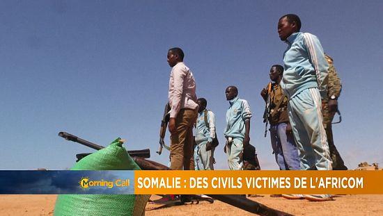 Somalie : la force américaine tue des civils (Amnesty) [Morning Call]