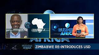 Zimbabwe re-introduces USD [Business Africa]