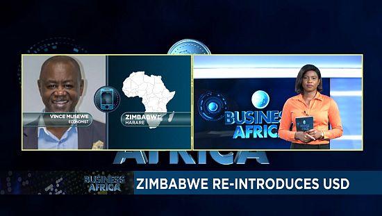 Le Zimbabwe réintroduit le dollar américain [Business Africa]