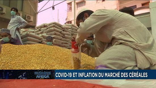 Covid-19 et inflation du marché des céréales [Business Africa]