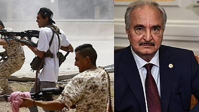 Libye : il y a un an, Khalifa Haftar lançait l'offensive sur Tripoli