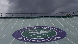 COVID-19 'whips' Wimbledon, flags UEFA fixtures 'off side'