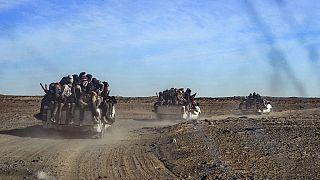 Niger : plus de 250 migrants secourus en plein désert près de la Libye (ONU)