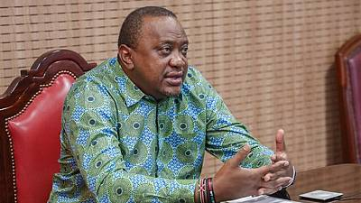 Kenya president apologizes for police excesses during curfew