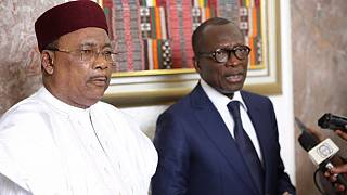 Niger president agrees with Talon: lockdowns are not Africa-friendly