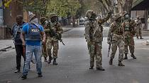 Notice to African presidents, COVID-19 will shrink your security forces ǀ View