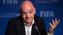 Football will be totally different after pandemic-Infantino