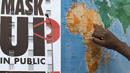 Coronavirus: S. Africa suspends 'lockdown lunch' minister, Somalia testing boost