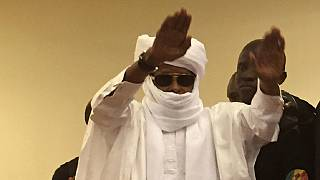 Ex-Chadian leader temporarily released from Senegal jail