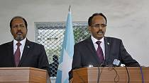 Ex-Somali president cautions govt after spy outfit threatened top journalist