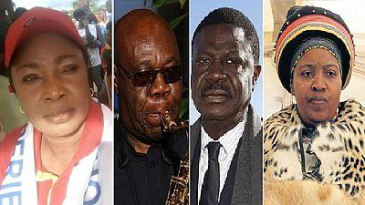 Africa's top virus deaths: Ex-Nigerian governor dies