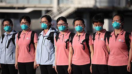 Coronavirus : au Nigeria, l'arrivée de médecins chinois fait débat