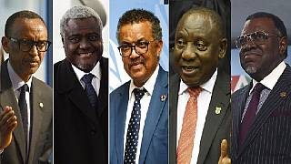 African leaders trump Trump for attack on WHO, back Ethiopia's Tedros