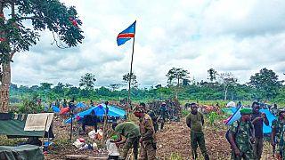 RDC: l'armée récupère les deux dernières positions d'une rébellion
