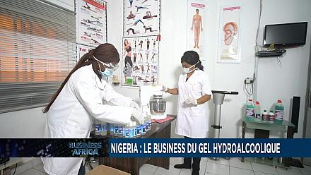 Nigeria's booming hydroalcoholic gel business [Business Africa]