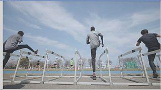 Les athlètes sud-soudanais rêvent de médailles olympiques
