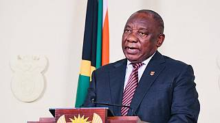 South Africa president, cabinet donate salaries to coronavirus solidarity fund