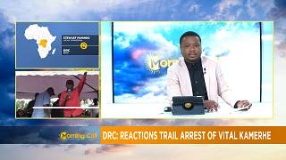 DRC: Reactions trail arrest of Vital Kamerhe [Morning Call]