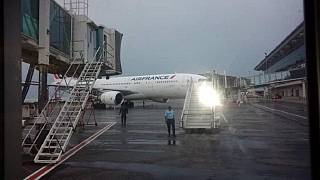 Congo : un avion de la compagnie Air France pris pour cible