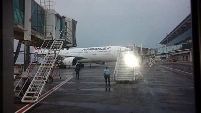 Congo : un avion de la compagnie Air France pris pour cible