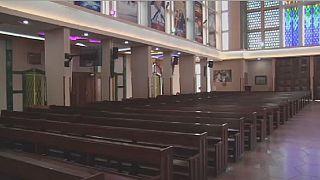Kenya: Easter mass held in empty Nairobi church