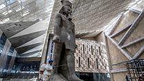 Egypte : le Grand Musée fermé jusqu'en 2021