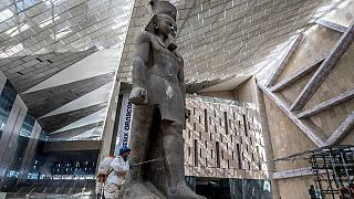 Grand Egyptian Museum opening delays over COVID-19
