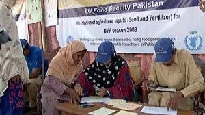 Pakistan first priority in EU Food Facility programme