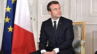 """Un moratoire sur la dette des pays africains est """"indispensable"""" (Emmanuel Macron)"""