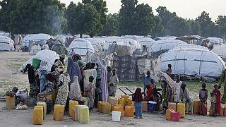 Nigeria fumigates IDP camp in Maiduguri, Borno gets COVID-19 center