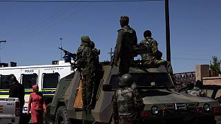 Contesté et menacé, le Premier ministre du Lesotho fait intervenir l'armée