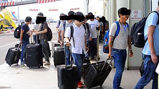 Escape from COVID-19 quarantine: Uganda convicts six Chinese