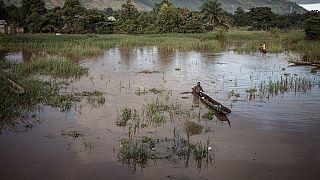 Des dizaines de morts après des inondations dans l'Est de la RDC