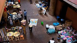 COVID-19: Biggest market in Burkinabe capital reopens