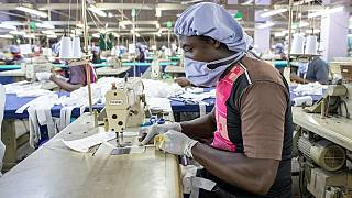 Ghana : le défi de la production des masques