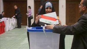 Iraqi women grow into political role